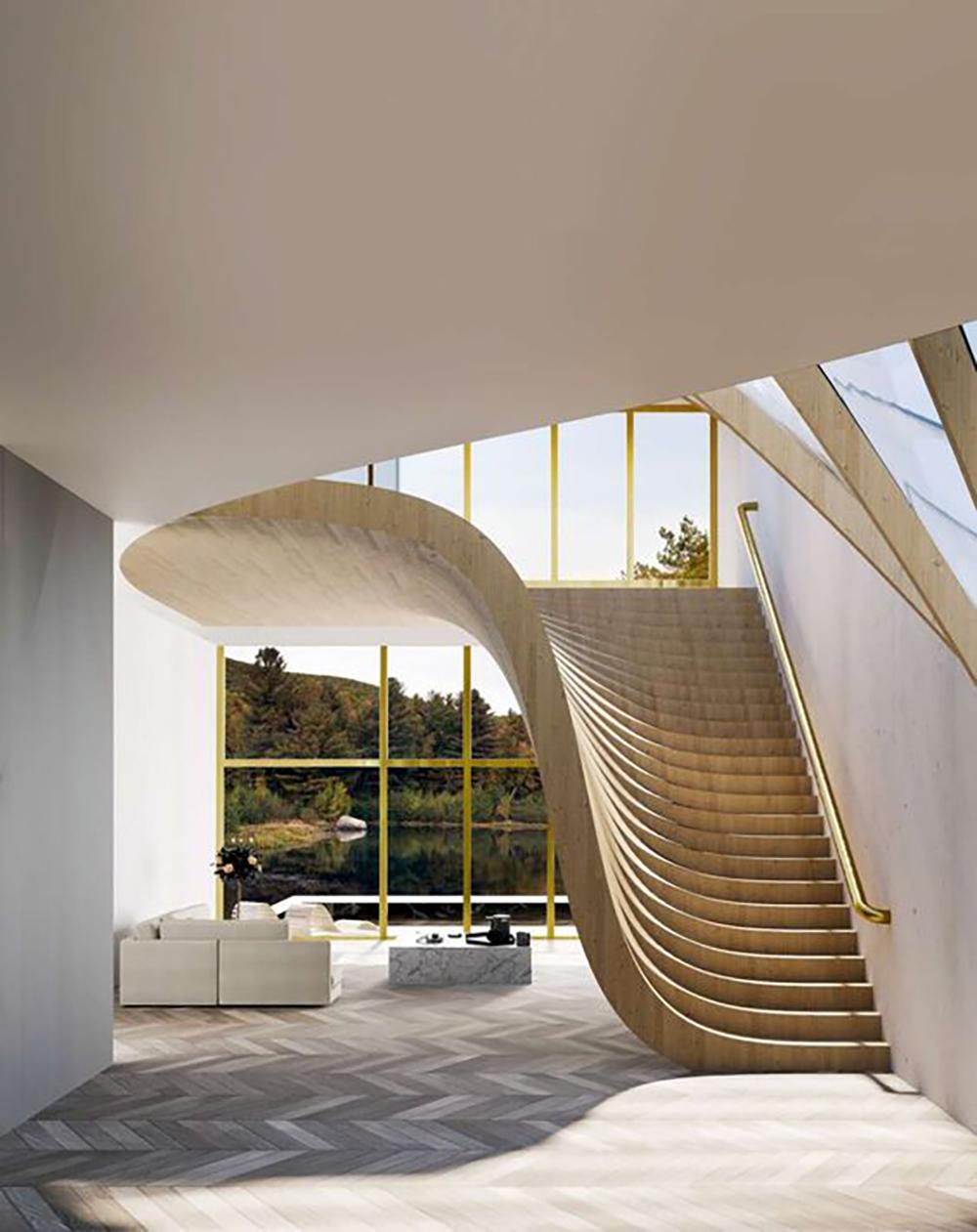 Những mẫu cầu thang nghệ thuật ấn tượng 11.jpg