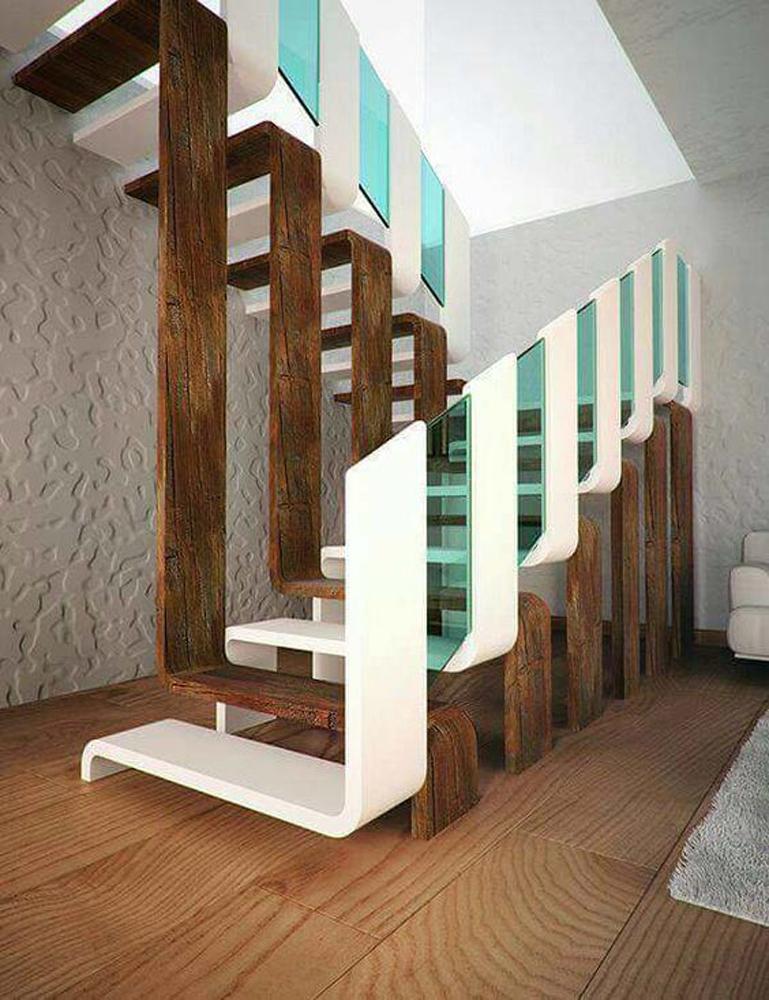 Những mẫu cầu thang nghệ thuật ấn tượng 5.jpg