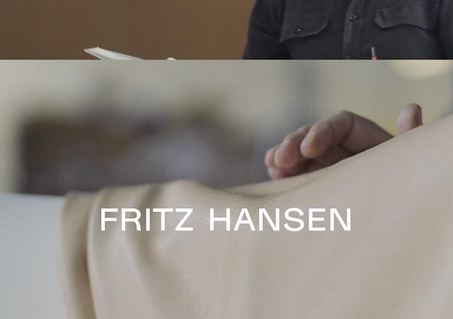 Crafting the Egg™ chair | Fritz Hansen