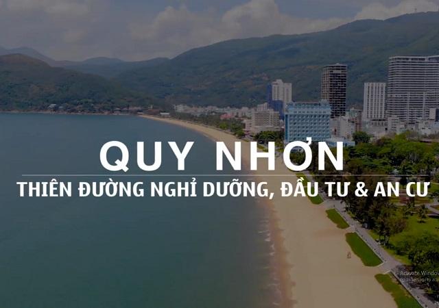 Giới thiệu dự án Nhơn Hội New City
