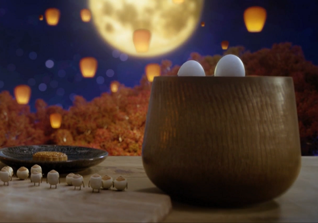 Magic Mooncake - Short Film
