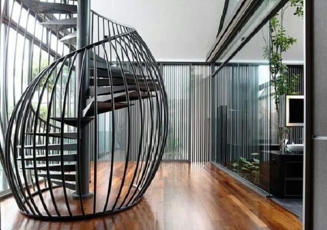 Phân loại vật liệu làm cầu thang đẹp ấn tượng