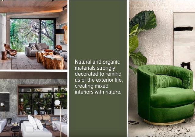 Ý tưởng thiết kế nhà đẹp theo phong cách tự nhiên