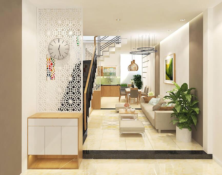 7 bí quyết thiết kế nội thất nhà ống đẹp