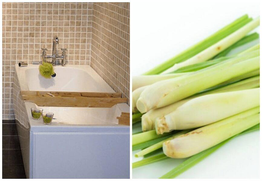 Mẹo khử mùi nhà vệ sinh bằng nguyên liệu có sẵn trong bếp