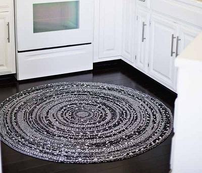Cách tự may thảm trải sàn đơn giản tại nhà
