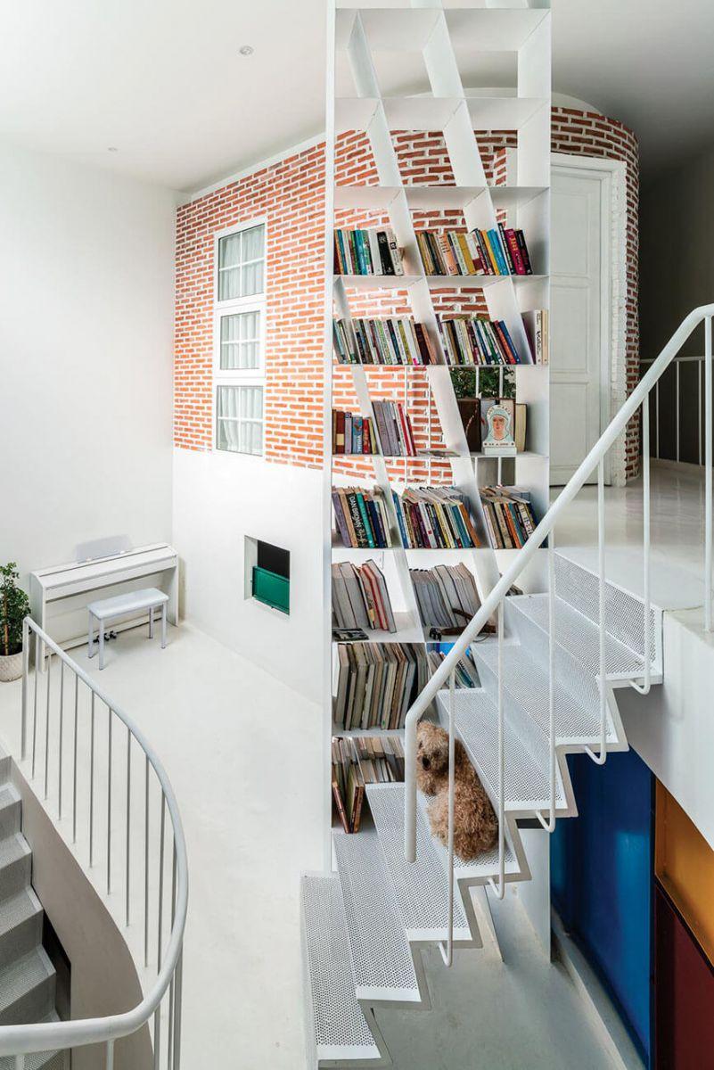 Khi thiết kế nội thất kiến trúc là sự giao thoa hoàn hảo giữa sự đối thoại và im lặng