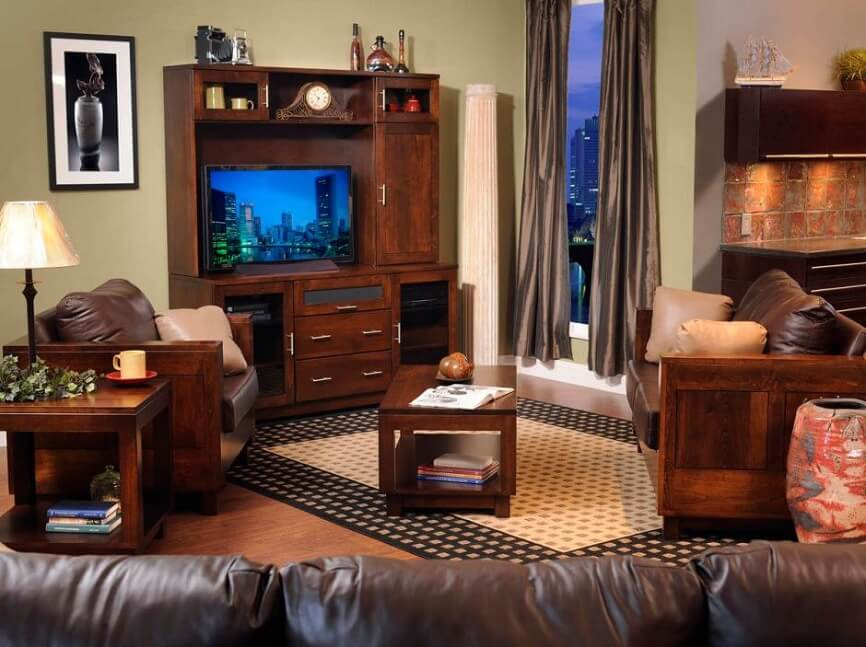 Sofa go hay sofa thuong la tot nhat?
