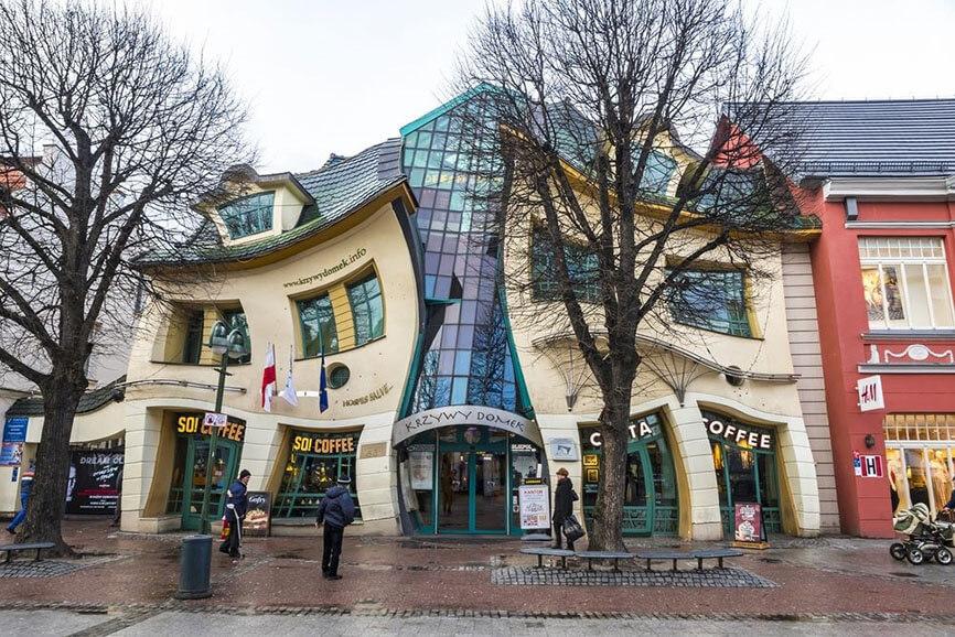 Mãn nhãn với những công trình kiến trúc ấn tượng bậc nhất thế giới