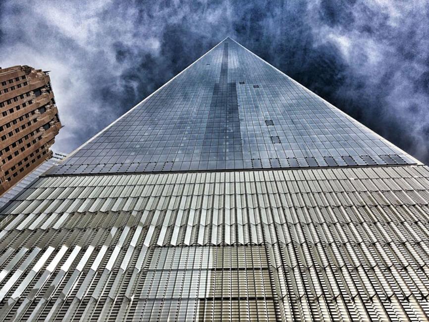 Những tòa nhà xuyên mây của kỷ nguyên mới