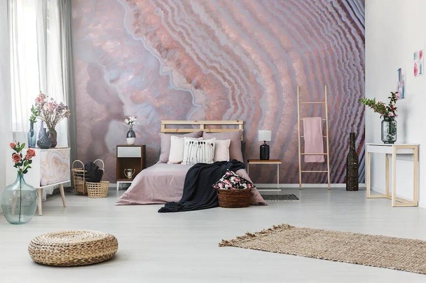 Những chất liệu nội thất tô đậm chất Rustic thô mộc